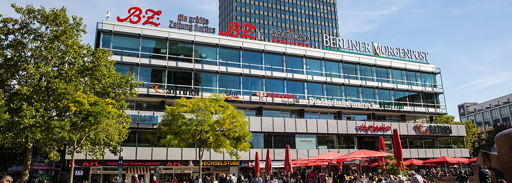 TIMM RETAIL SERVICES IN BERLIN